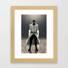 Atomico Man Framed Art Print