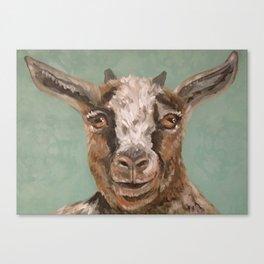 Nursery Art / Decor - Barnyard Baby Goat Canvas Print