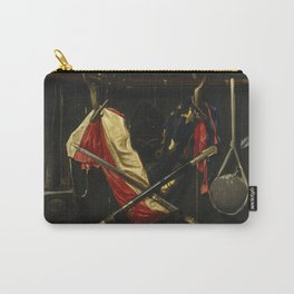Emblems of the Civil War by Alexander Pope Carry-All Pouch