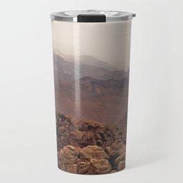 Purple Mountain View. Dana Biosphere Reserve. Jordan. Fine Art Travel Print. Nature Wall Art. Travel Mug