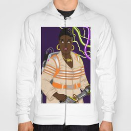 Patty Tolan, Ghostbuster Hoody