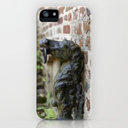 Charleston Hitching Post iPhone Case