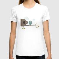 cyclops T-shirts featuring Cyclops bird by Emma S