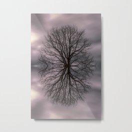 Oak tree before the storm #2 Metal Print