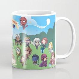 M A R V E L B-Day Coffee Mug