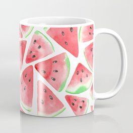 Watermelon slices pattern Coffee Mug