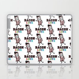 Bacon Love Laptop & iPad Skin