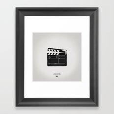Icons 003 Framed Art Print