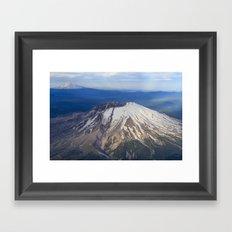 Caldera Framed Art Print