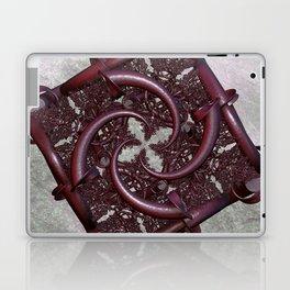 fractal square -2- Laptop & iPad Skin
