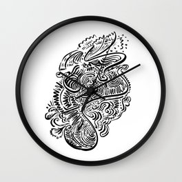 Flow 006 Wall Clock