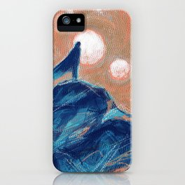 Wandering & Wonder iPhone Case