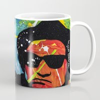 blues brothers Mugs featuring Blues by veermania