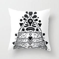 sadbooyz trang Throw Pillow