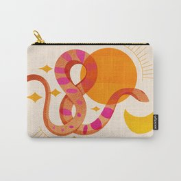 Abstraction_SUN_MOON_SNAKE_Minimalism_001 Carry-All Pouch