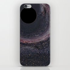 Blackhole II iPhone & iPod Skin