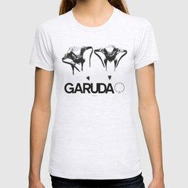GARUDA FUTURE IS NOW_BLACK T-shirt