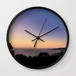 Sea Ranch Wall Clock