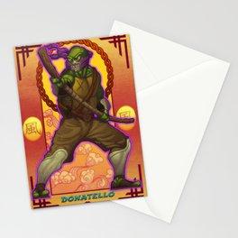 Donatello Teenage Mutant Ninja Turtles TMNT Stationery Cards