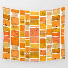Pollen Wall Tapestry