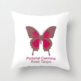 Butterfly 1 Throw Pillow