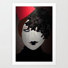 bohemienne Art Print