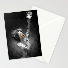 Dancing in the Light Stationery Cards