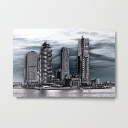 Magic SOUND of Rotterdam Metal Print