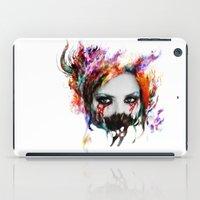harley iPad Cases featuring Harley Q by ururuty