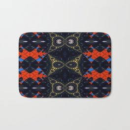 Vibrational Pattern 6 Bath Mat