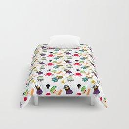 the crew (pattern version) Comforters