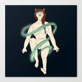 Magic Transormation Canvas Print