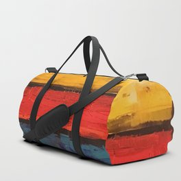 Primary Rothko Duffle Bag