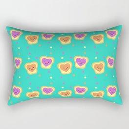 Sweet Lovers - Pattern Rectangular Pillow
