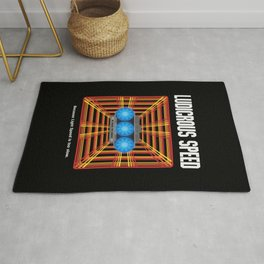 Ludicrous Speed Rug