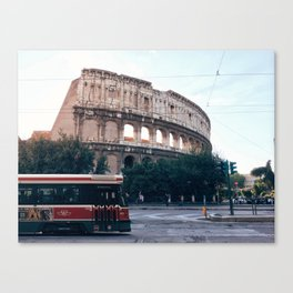 Toronto vs. Roma Canvas Print