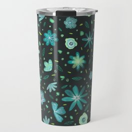 Ditsy Floral II Travel Mug