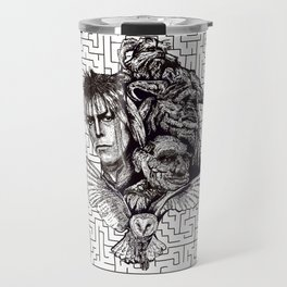 Labrynth Travel Mug