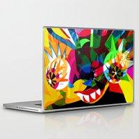 diablo Laptop & iPad Skins featuring diablo 2 by Alvaro Tapia Hidalgo