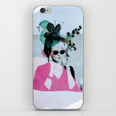 Sunglasses iPhone & iPod Skin