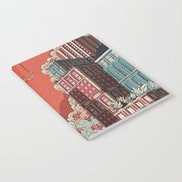 Dream - Free Fall Notebook