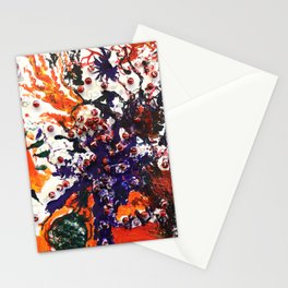 The Fire of Adversity Stationery Cards