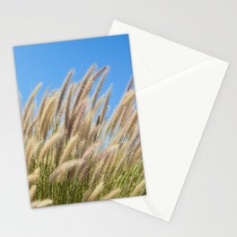 Foxtails on a Hill Stationery Cards