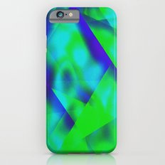 Green Color Package Slim Case iPhone 6s