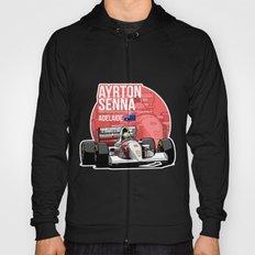 Ayrton Senna - 1993 Adelaide Hoody