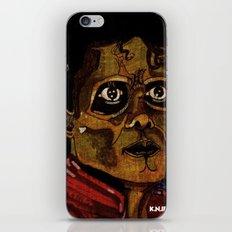 It's Close To Midnight iPhone & iPod Skin