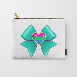 Pride Guardian: Polysexual Carry-All Pouch