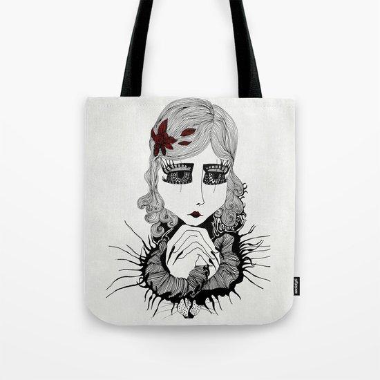 Lady B Tote Bag