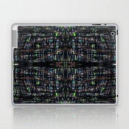 Green Lights At Night Laptop & iPad Skin