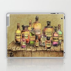 Snake Oil Laptop & iPad Skin